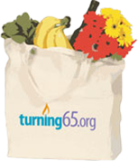 Image of the free tote you will receive with your free Medicare Insurance consultation.